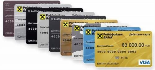 как закрыть кредитную карту райффайзенбанка